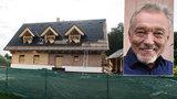 Karel Gott prodává nedostavěné sídlo na severu! Má k tomu závažné důvody