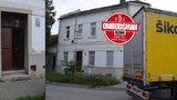 Kamiony mi zboří dům: Pan Jaromír bojuje s firmou s těžkými nákladními tahači