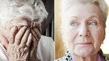 Strašidelný Alzheimer: 10 příznaků, že ho máte!