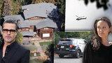 Rozvod Pitta a Jolie: Brad v hledáčku FBI kvůli útoku na syna! Angelina utekla