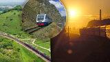 Transsibiřská magistrála slaví 100 let v provozu! Objevte s námi její historii a krásy