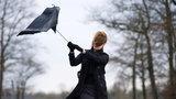 Povánoční Česko potrápí silný vítr. Na Silvestra přijde mráz