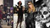 Halloween po česku: Z Herzigové, Maxové, Kurkové i Kerndlové jde strach