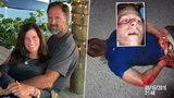 Šokující foto z místa činu: Mladý kanibal (19) zabil postarší pár, našli ho celého od krve