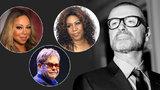 Sbohem, Georgi! Elton John nebo Mariah Carey plánují pro zesnulého zpěváka vzpomínkový koncert