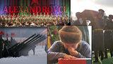 Rusko dalo sbohem tragicky zesnulým Alexandrovcům: Putin i přes slib nepřišel