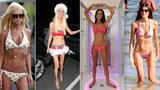 Slavné anorektičky: Na kost vyhubly Angelina Jolie, Victoria Beckham i Eliška Bučková