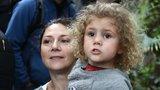 Martha Issová s dcerou Františkou: Jako by si z oka vypadly!