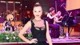 Monika Bagárová: Šaty za statisíce od Diora z Paříže, ale jen půjčené!