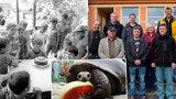 Parta kluků z fotky staré 42 let míří do Zoo Praha a čekají je zvířecí pamětníci!