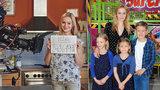 Herečka Kadeřávková (19) z Ulice je z deseti dětí: Jak to doma zvládají?