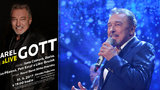 Karel Gott hlásí první velký koncert! Ač stár, stále žiju!