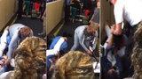 Dvě ženy se popraly při výstupu z letadla: Pilot jedné vlepil facku
