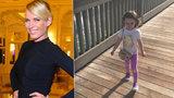 Drzá Diana Kobzanová se musela omluvit partneru Frolíkovi i malé dcerce