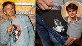 Nestyda Ledecký: Proč si na tiskovce svlékal kalhoty a ukazoval trenky?