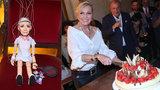 Vondráčková slavila 70: Dostala loutku se svojí podobiznou!