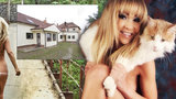 Herečka Kaira Hrachovcová bude bez domova: Manžel prodává dům za 43 milionů
