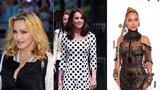 'Jak hubnou Kate, Beyoncé nebo Madonna? Vyzkoušejte diety podle celebrit'