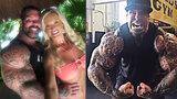 Kulturista, který se chlubil braním steroidů, upadl do kómatu. Ještě neumřel, vzkazuje jeho přítelkyně