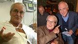 Zesnulý major Zeman Brabec (†83): Podivný telefonát krátce před smrtí! Co řekl Županičovi?