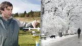 Zima začne na Martina a bude tuhá, míní meteorolog. Teplo skončilo v pondělí