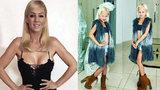 Dcera Belohorcové už pózuje jako modelka! Jablko nepadlo daleko od stromu