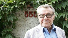 Nejslavnější český režisér Miloš Forman slaví 80. narozeniny
