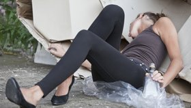 Syn (11) plakal nad bezvládným tělem matky ve Znojmě: Upadla cestou na poštu