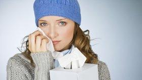 Rýma a nachlazení: 4 tipy, jak jim předejít!