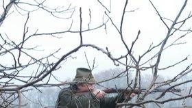 Další postřelený myslivec: Přerovský hon ukončil brok v krku lovce