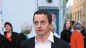 Michal Viewegh se rozvádí: Bude mě to stát hodně sil