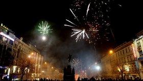Dopravní uzavírky v Praze: Kudy řidiči neprojedou na Silvestra a na Nový rok?