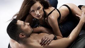 Nebeský sex: Nejlepší polohy pro ženský orgasmus