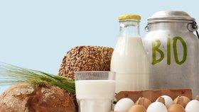 Biopotraviny jako drahý klam? Vědci našli chemické látky i tam