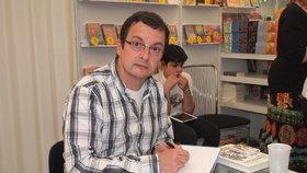 Michal Viewegh je zpět: Po půl ročním onemocnění se opět objevil ve společnosti!