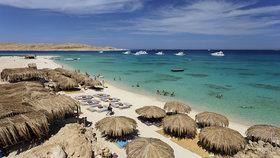 Lenošení u Rudého moře – Hurghada