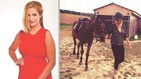 Kate Zemanová nebezpečně hubne: Tohle zavání anorexií, tvrdí experti