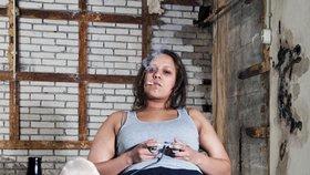 Deník líné matky: Třicítka a inkontinence