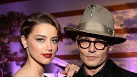 Johnny Depp je zasnoubený! Vanessa musí zuřit