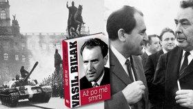 Vasil Bil'ak (†96) o invazi Varšavských vojsk: Brežněvovi se nechtělo …ale nám jo!