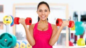 Už zase se vám nechce do fitka? 8 triků, jak budete chtít cvičit každý den!