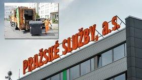 Kdo bude vyvážet odpad v Praze? Křetínský nabídl 3,2 miliardy za Pražské služby!