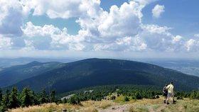 Na Kuňku nebo na Sněžník? Pěší turistika v Pardubickém kraji