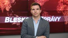 Moderátor David Vaníček pro Akademii žurnalistiky: Zpravodajství je vzrušující adrenalin!