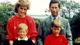 Zpověď královské rodiny: Kate promluvila o dítěti, William a Harry o matce