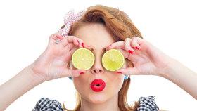 10 věcí, které nejlépe vyčistíte citronem