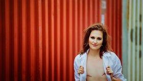 Helena fotí ženy s rakovinou prsu: Se smrtí nemůžete počítat