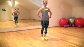 Jak zhubnout stehna: Přestaňte jezdit výtahem a snídejte!