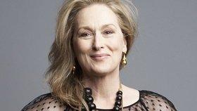 Rozhovor s Meryl Streep o nové roli: Krása vám lásku nezajistí!