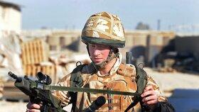 Princ Harry složí zbraně: Po 10 letech konec v armádě! Měl jsem štěstí...